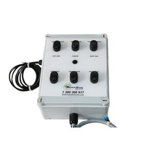 Electric Switch Control Box - Plastic Enclosure (6 Function)