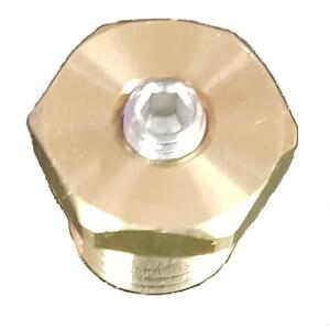 Detent - Manual Nozzle, Brass