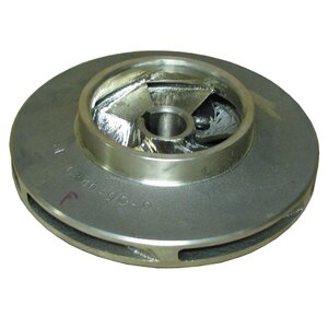 "AGM 125mm (5"") X 100mm (4"") Water Pump Impeller - Clockwise (CW)"