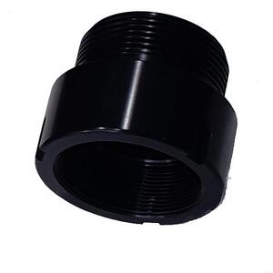 "Adapter 2 1/2"" NH Female Thread  to BSP Male Thread"
